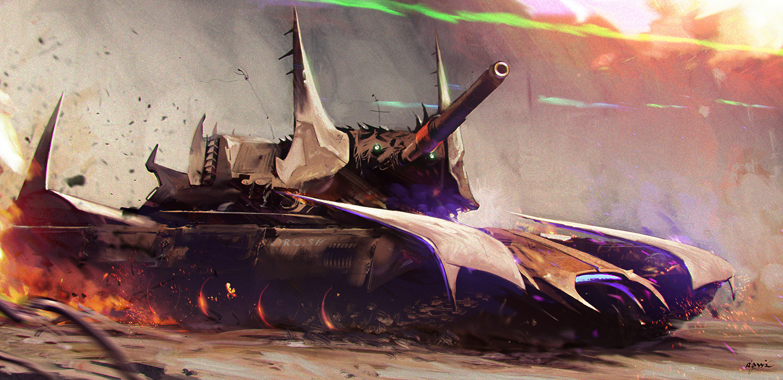 Ahmed rawi tank 4