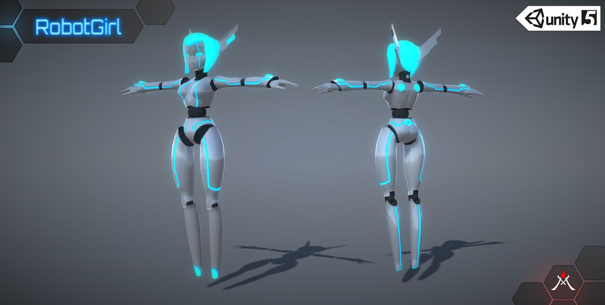 Emma salamanca robotgirlv2 preview3