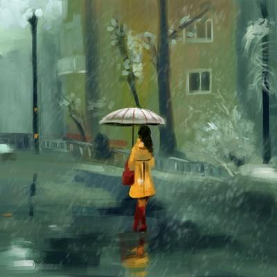 Mauro lira rainy day