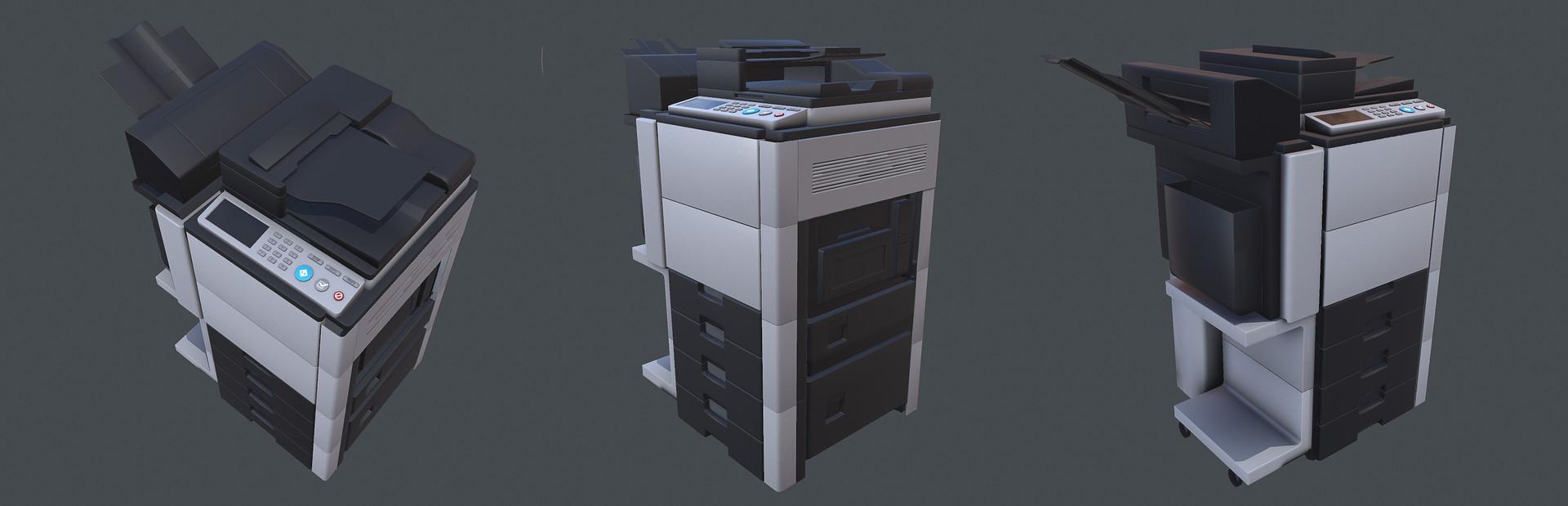 Sergey tabakov photocopier machine 14