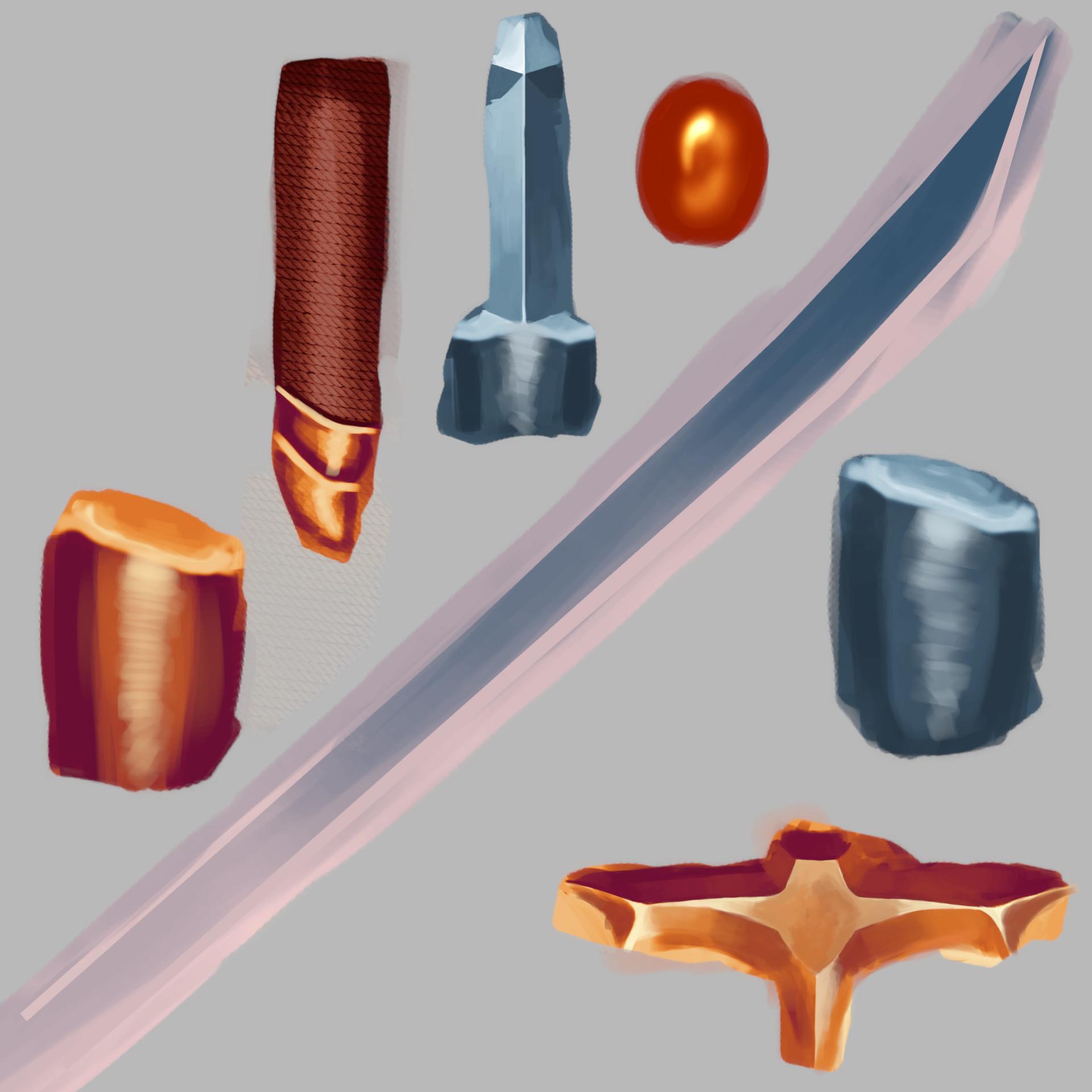 Rodrigo da costa takehara sword