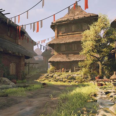 Audrey wong village 1
