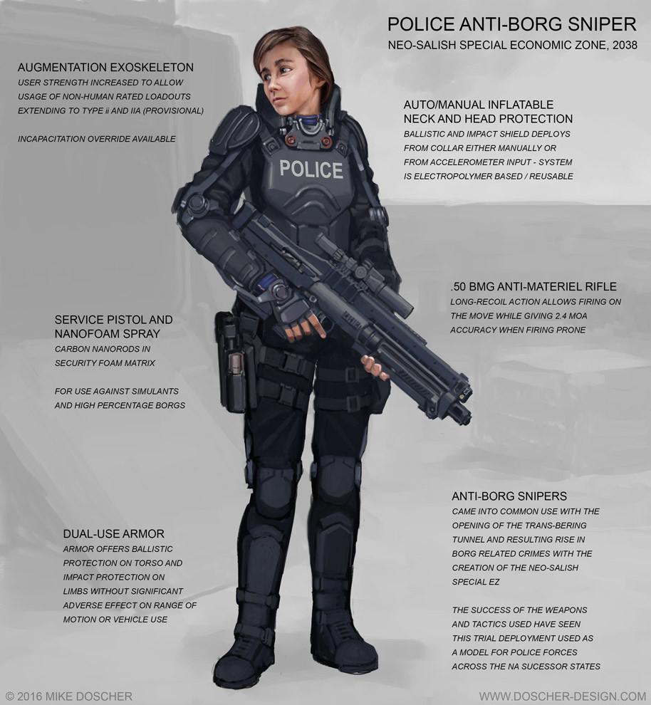 Anti-Borg Sniper