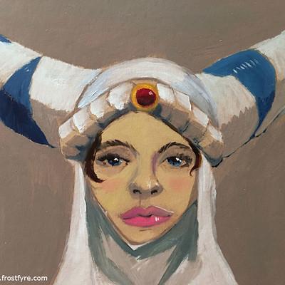 Paul forest priestess