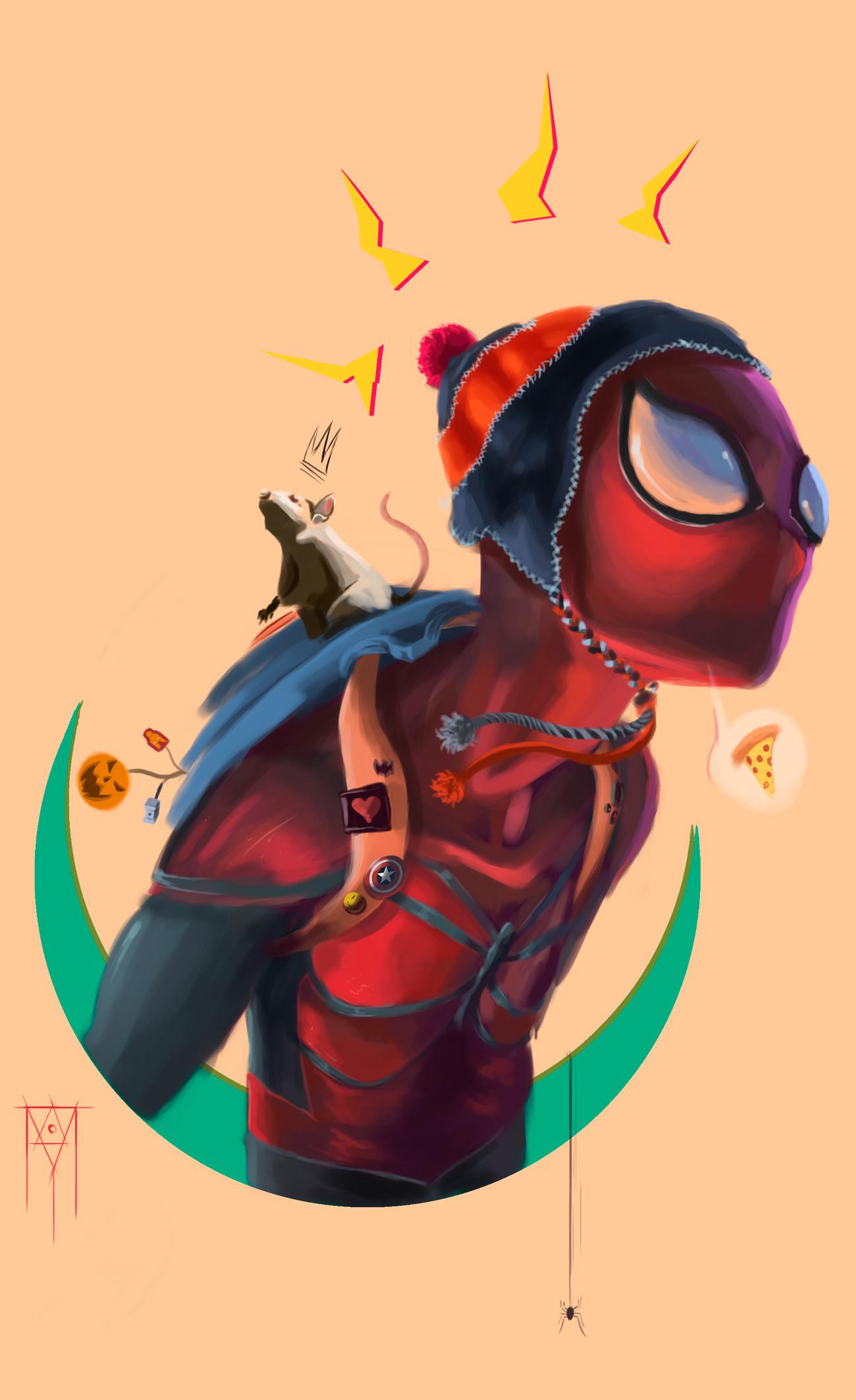 Marcos mansur spider n