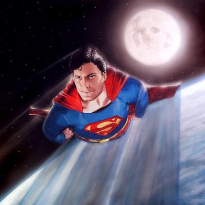 Adam mcdaniel superman