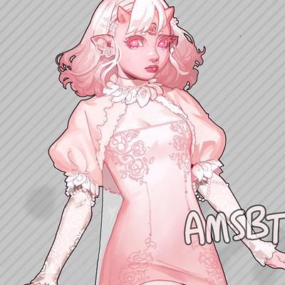 Amanda schank rose demons for artstation