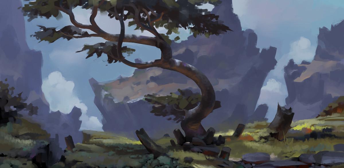 Reiko gross 2015 07 05 single tree