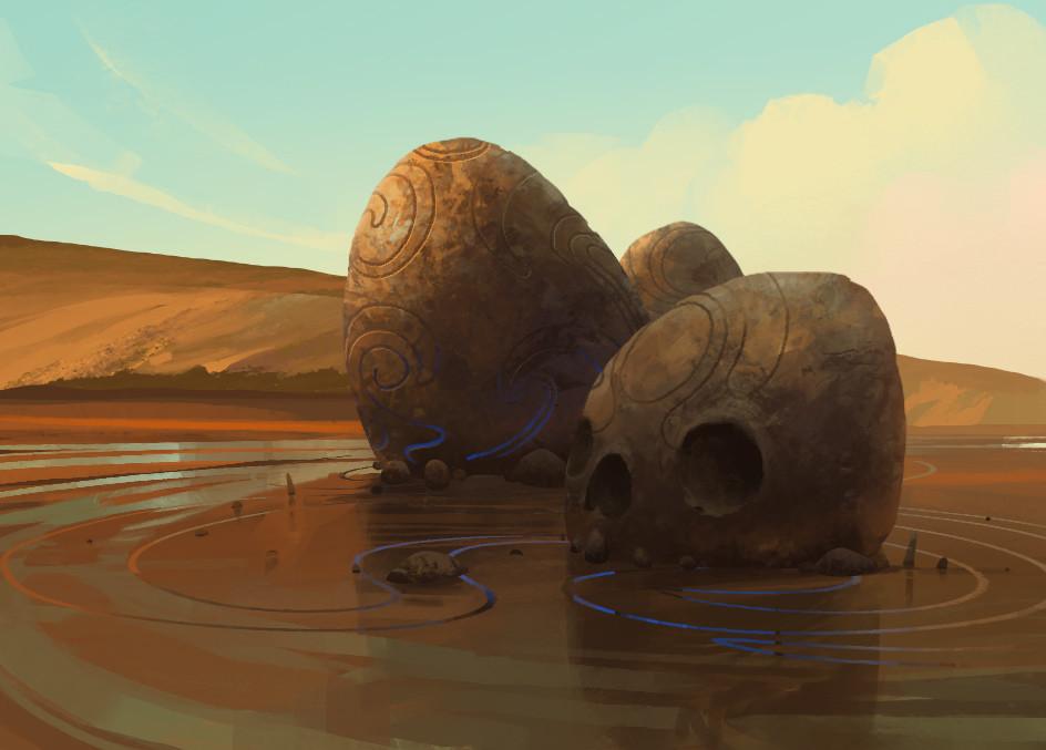 Reiko gross 2015 20 05 skulls