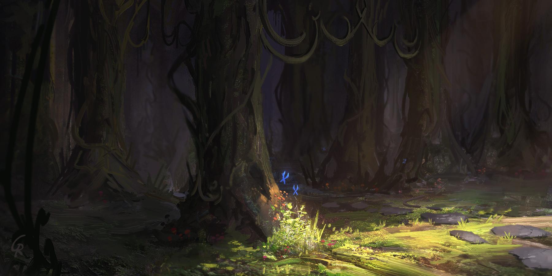 Roberto gatto forest halls