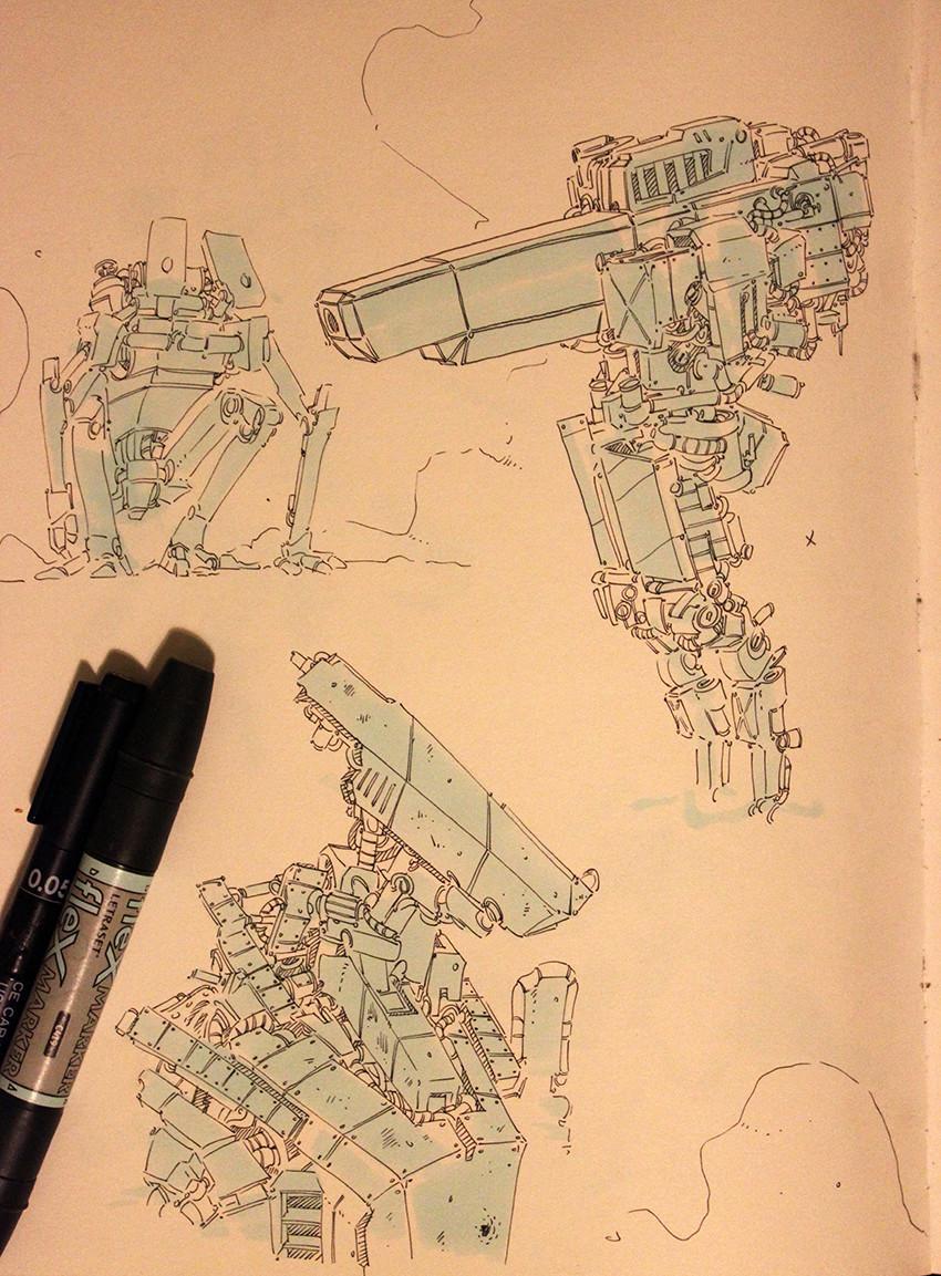 F f sketch 01