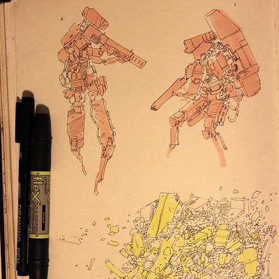 F f sketch 04