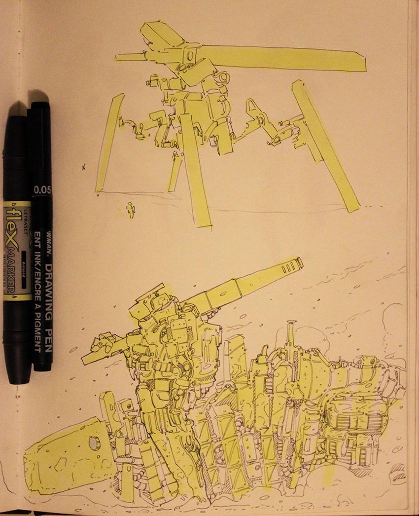 F f sketch 05