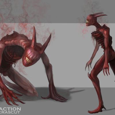 Lorenn tyr crascut creature design