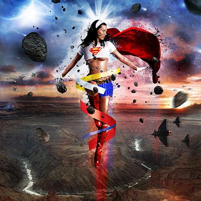 Obum asota super girl