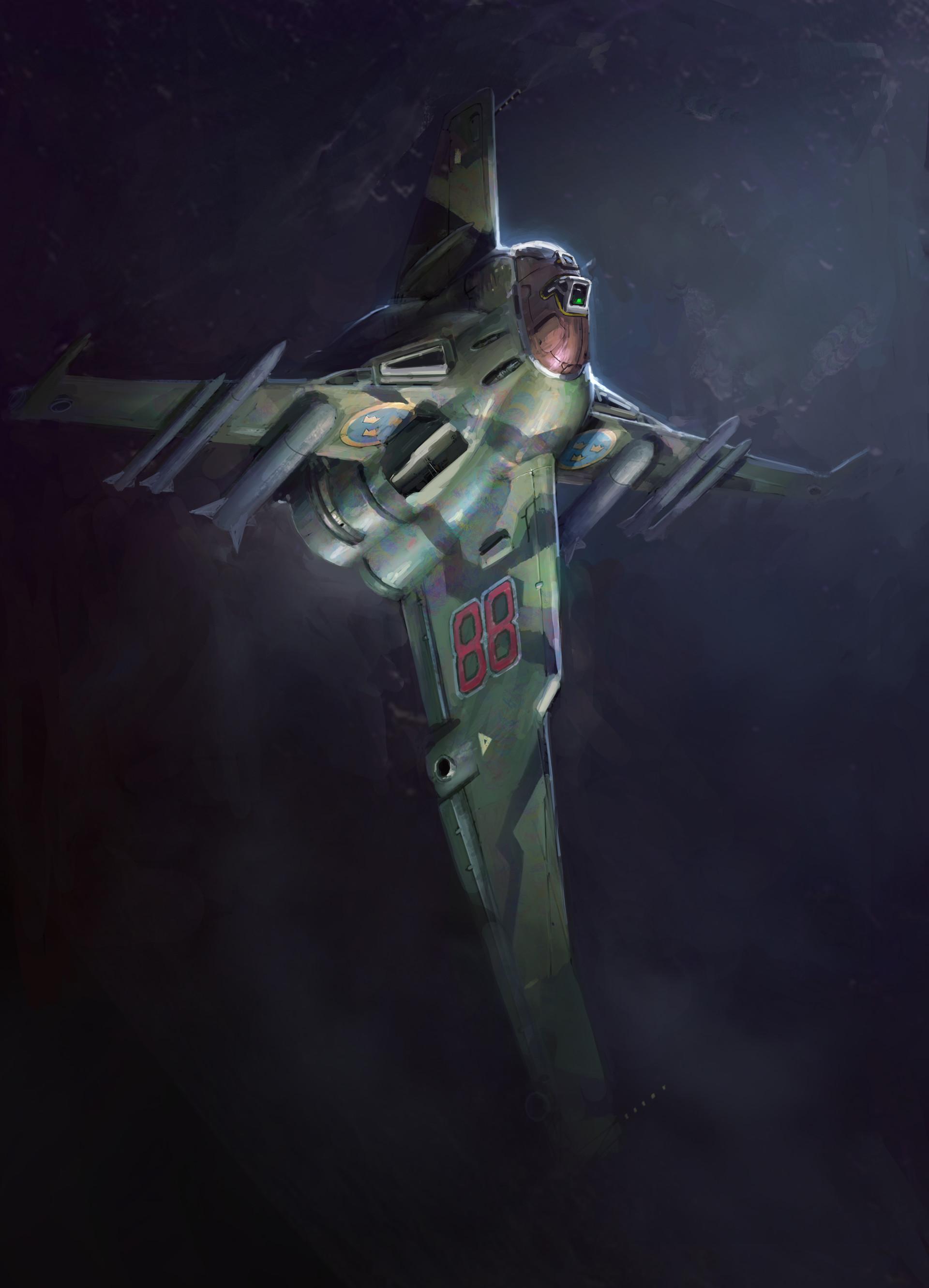 Lucas orstrom spaceship3