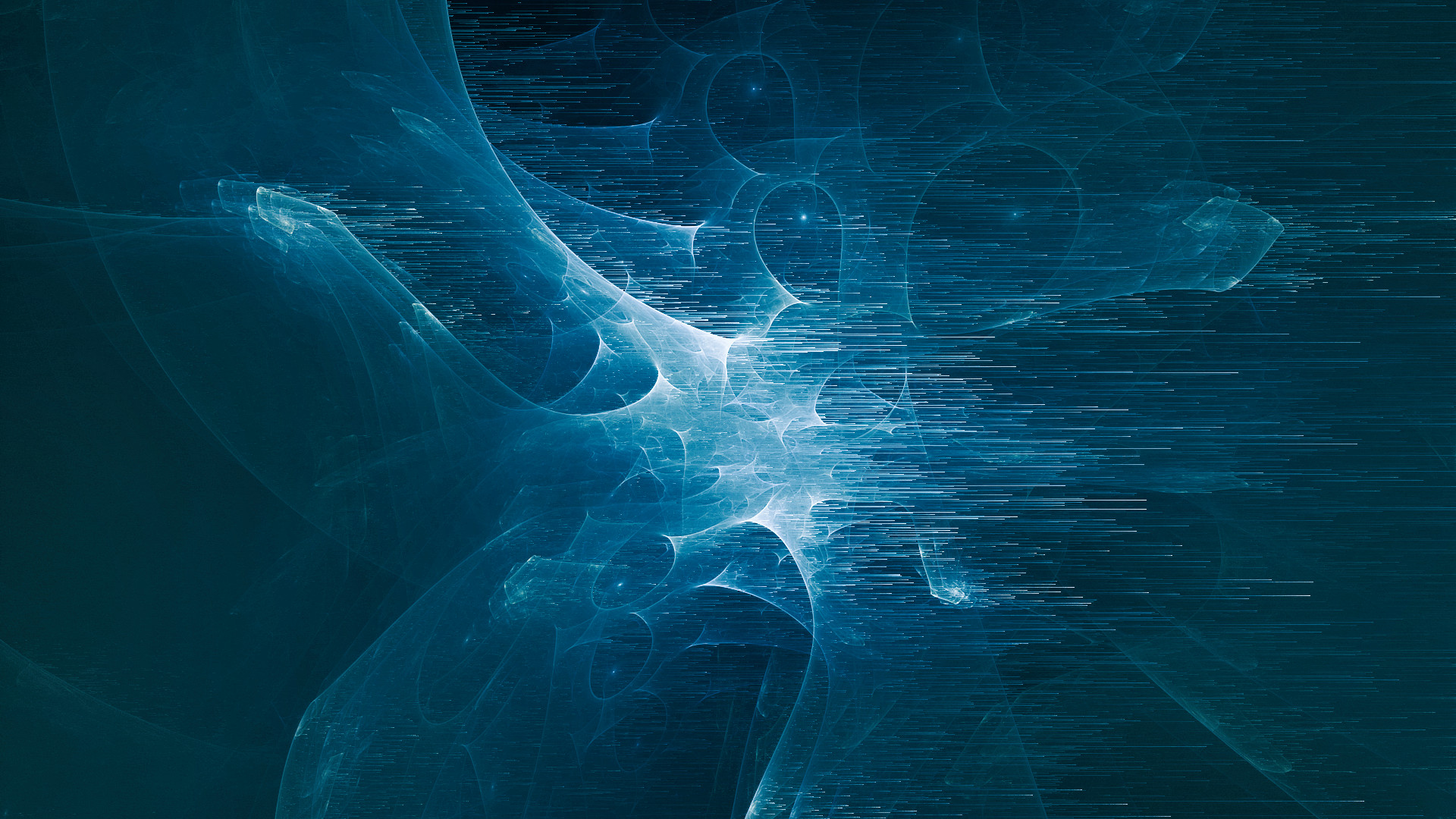 Kresimir jelusic robob3ar fractal rain 0
