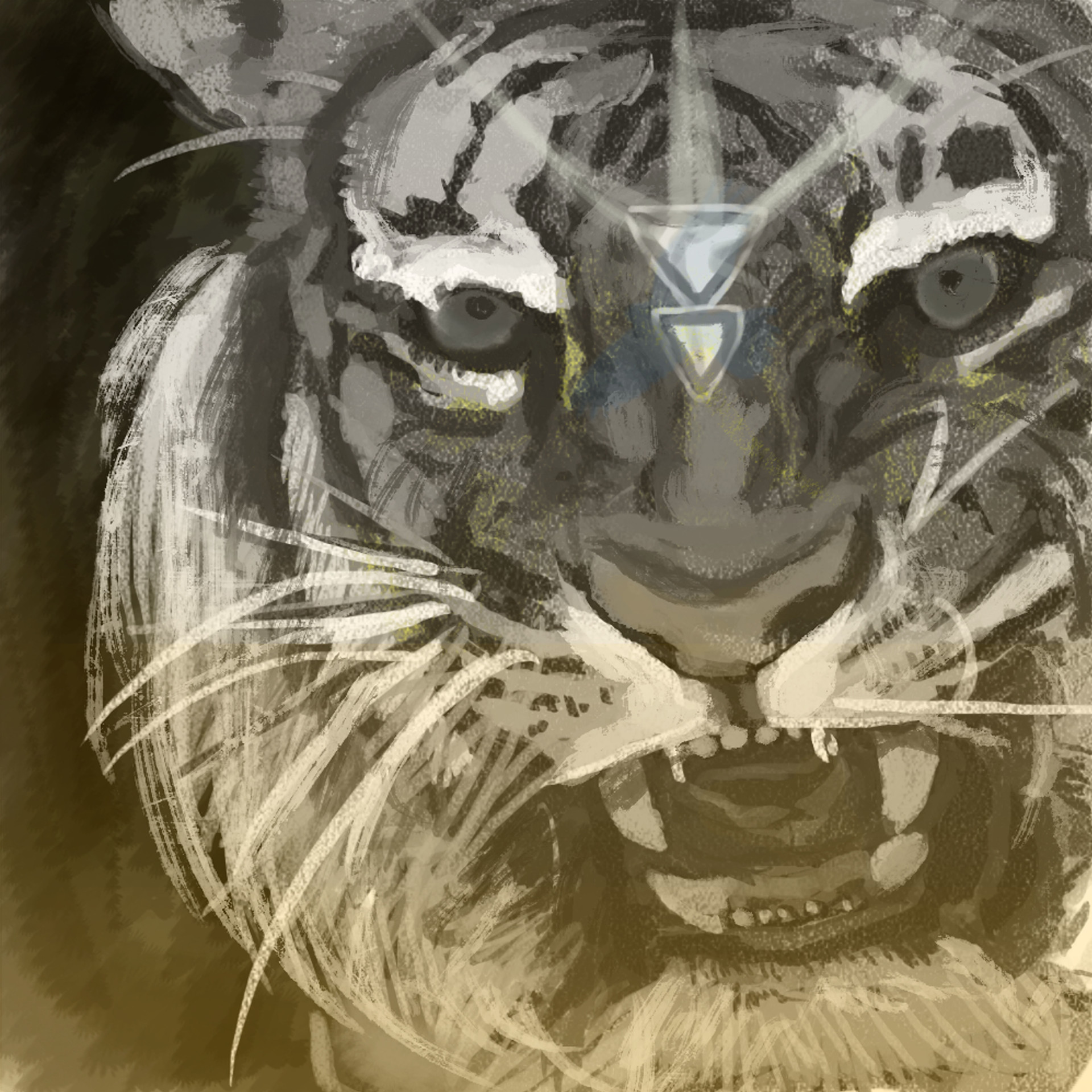 Styven bedoya tigre