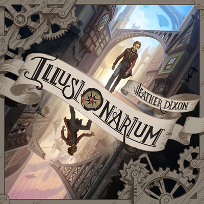 Kevin keele illusionarium audiobookcover