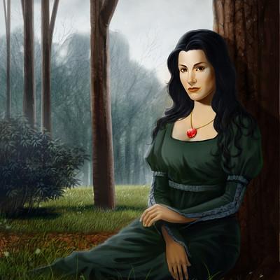Chalmer relatorre fantasy art