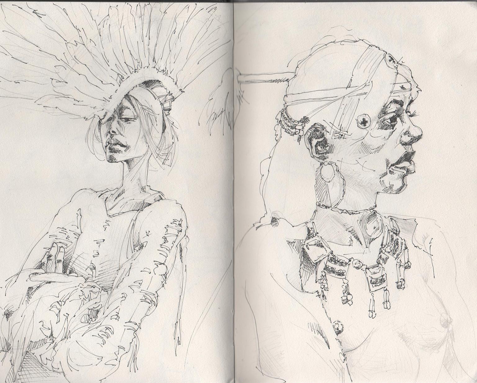 Tony gbeulie post sketch3