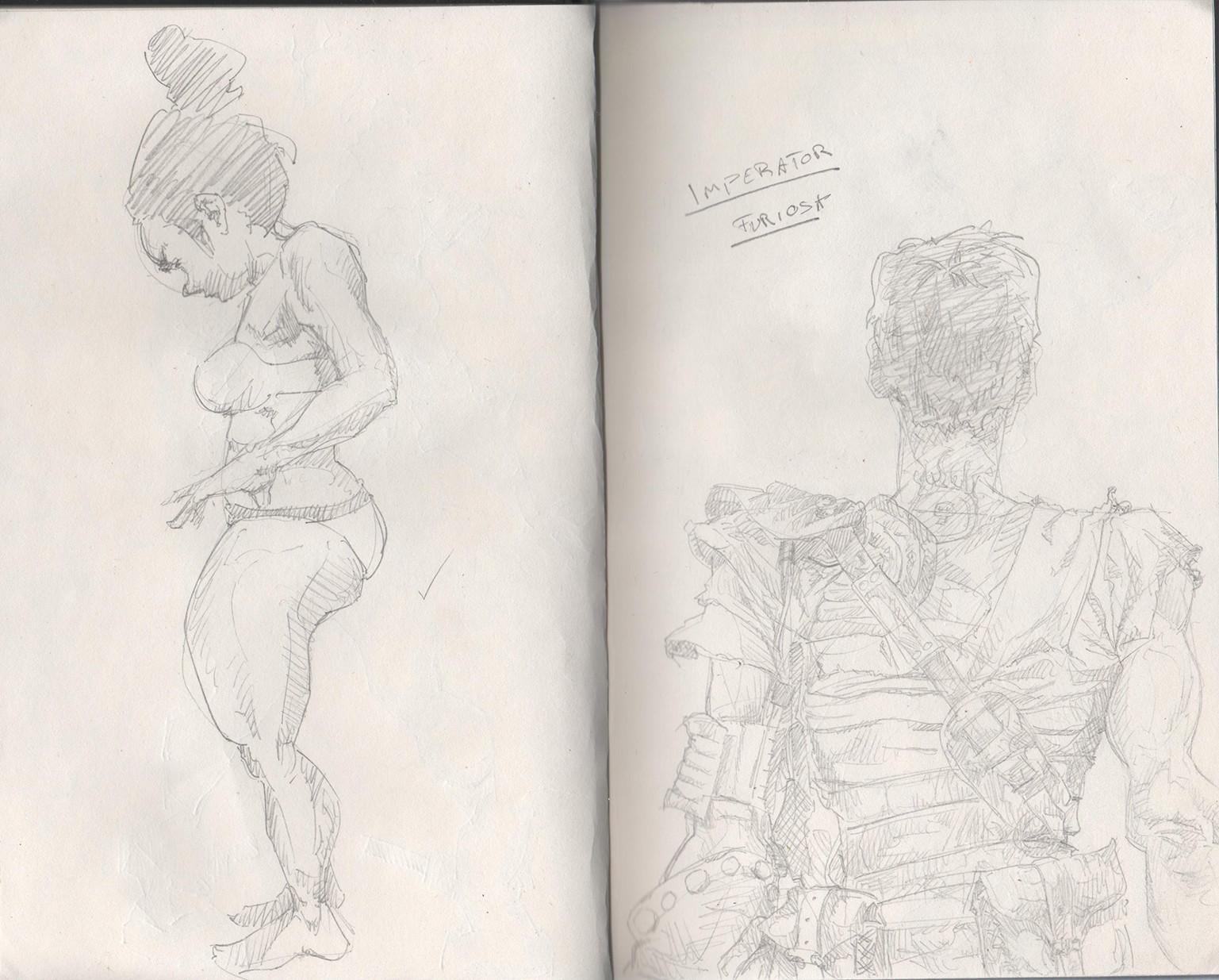 Tony gbeulie post sketch4