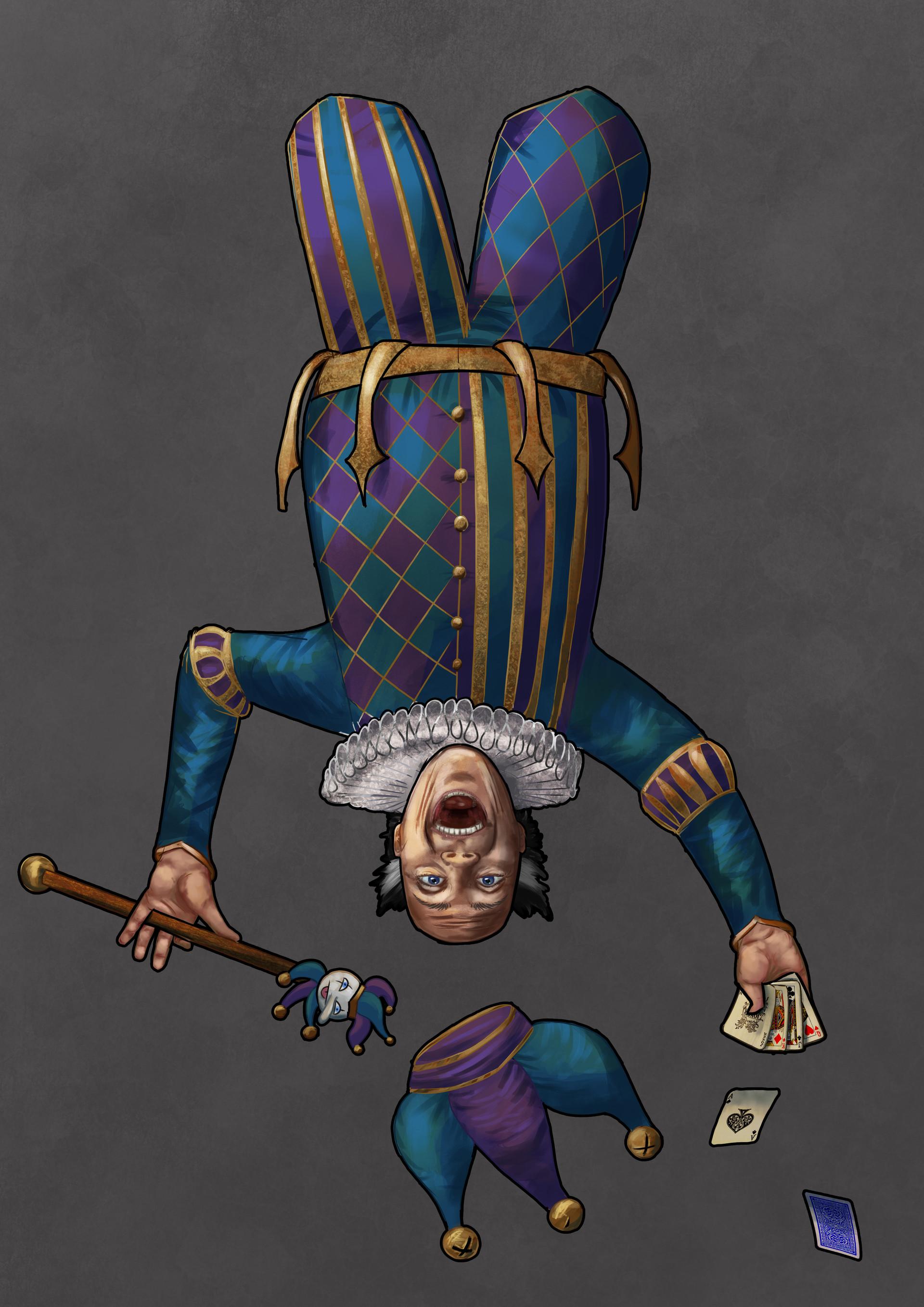 Joanna efenberger jester contur
