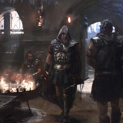 Murat gul assassinsguild by muratgul