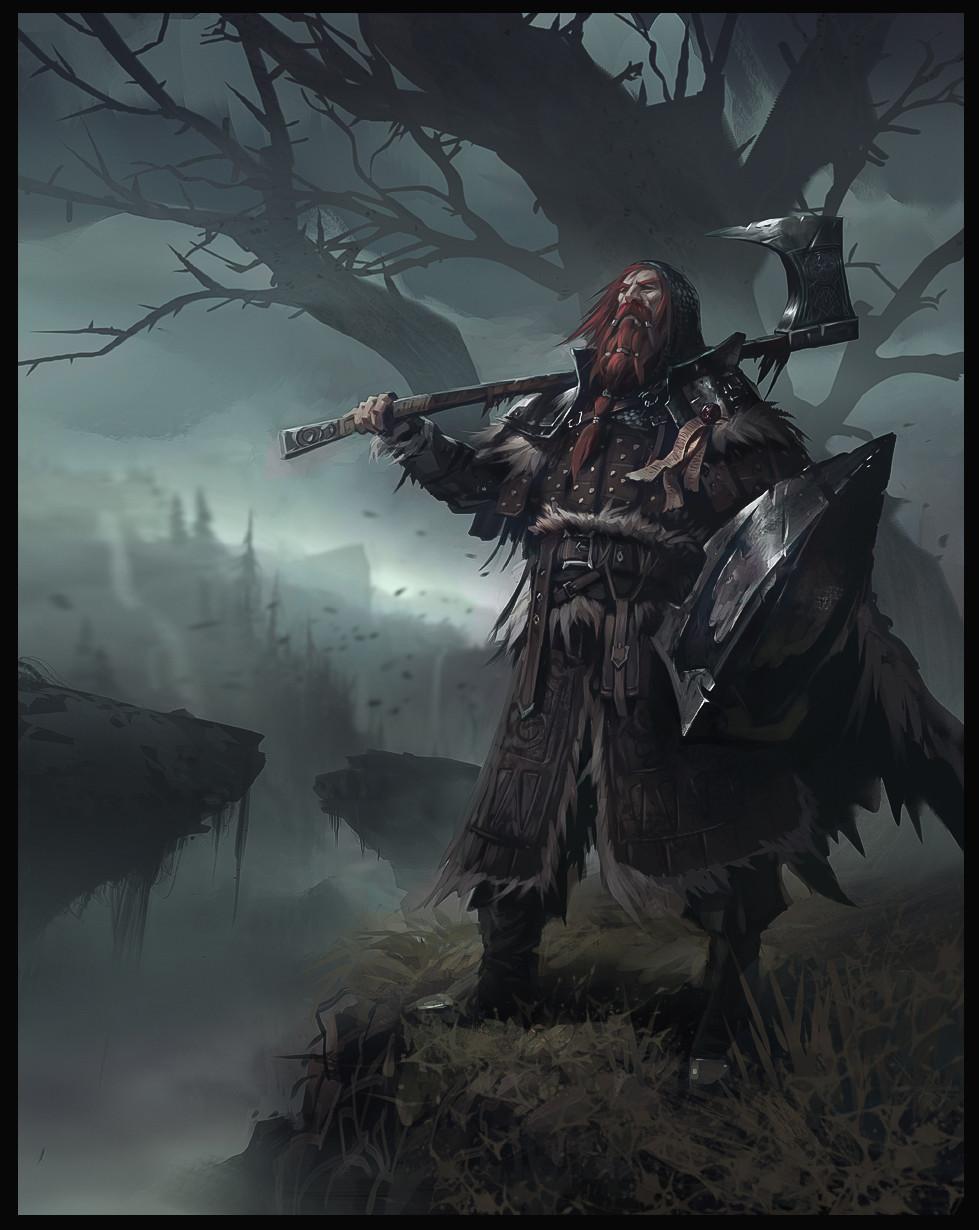 Daryl mandryk warden