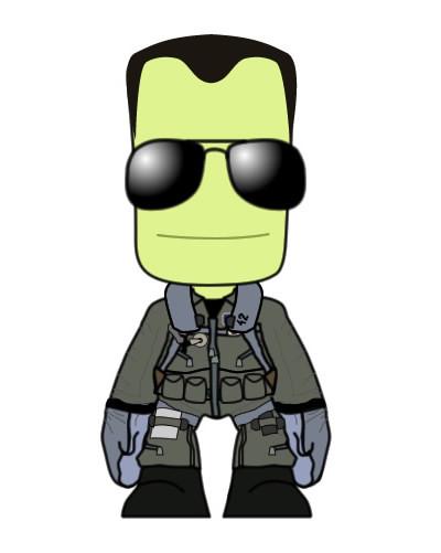 Jeff mcdowall kerbal fighter pilot