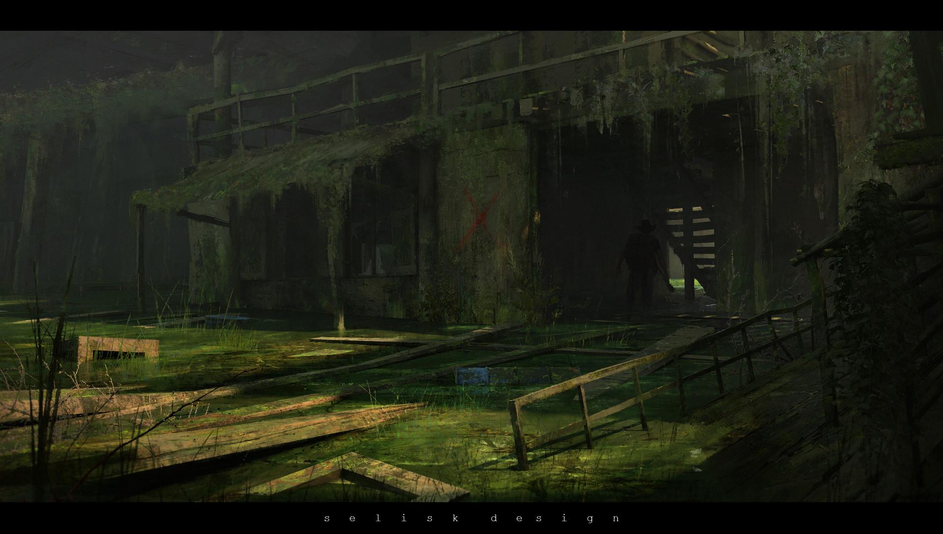 Dimitrije miljus swamp house v2 f