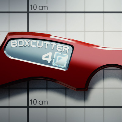 Jerry perkins mx1001 boxcutter 2