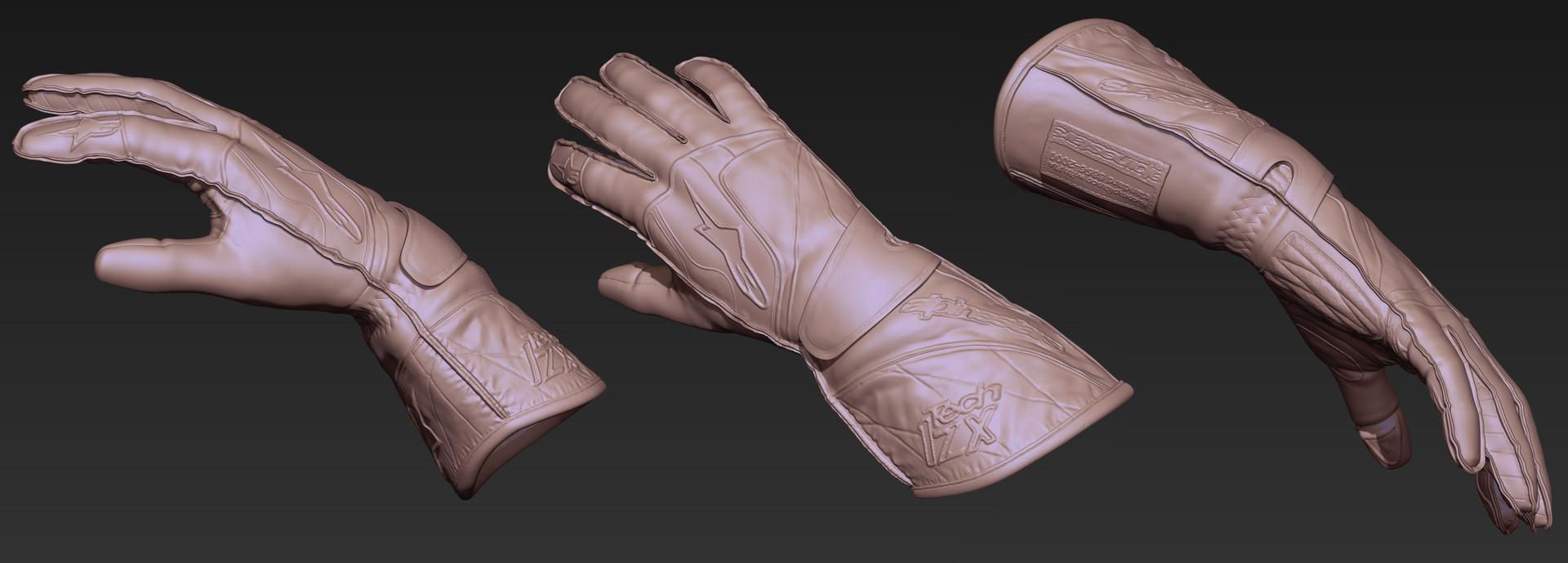 Toby hynes as gloves hi res