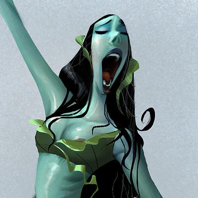 Wanchana intrasombat mermaid s