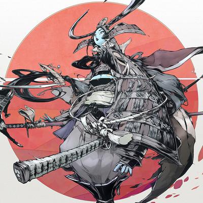 Tan zhi hui samurai fina 3
