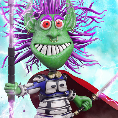 Marc mons imperal alien