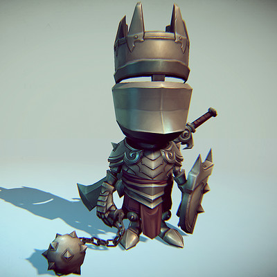 Occultart   tinyknight lord