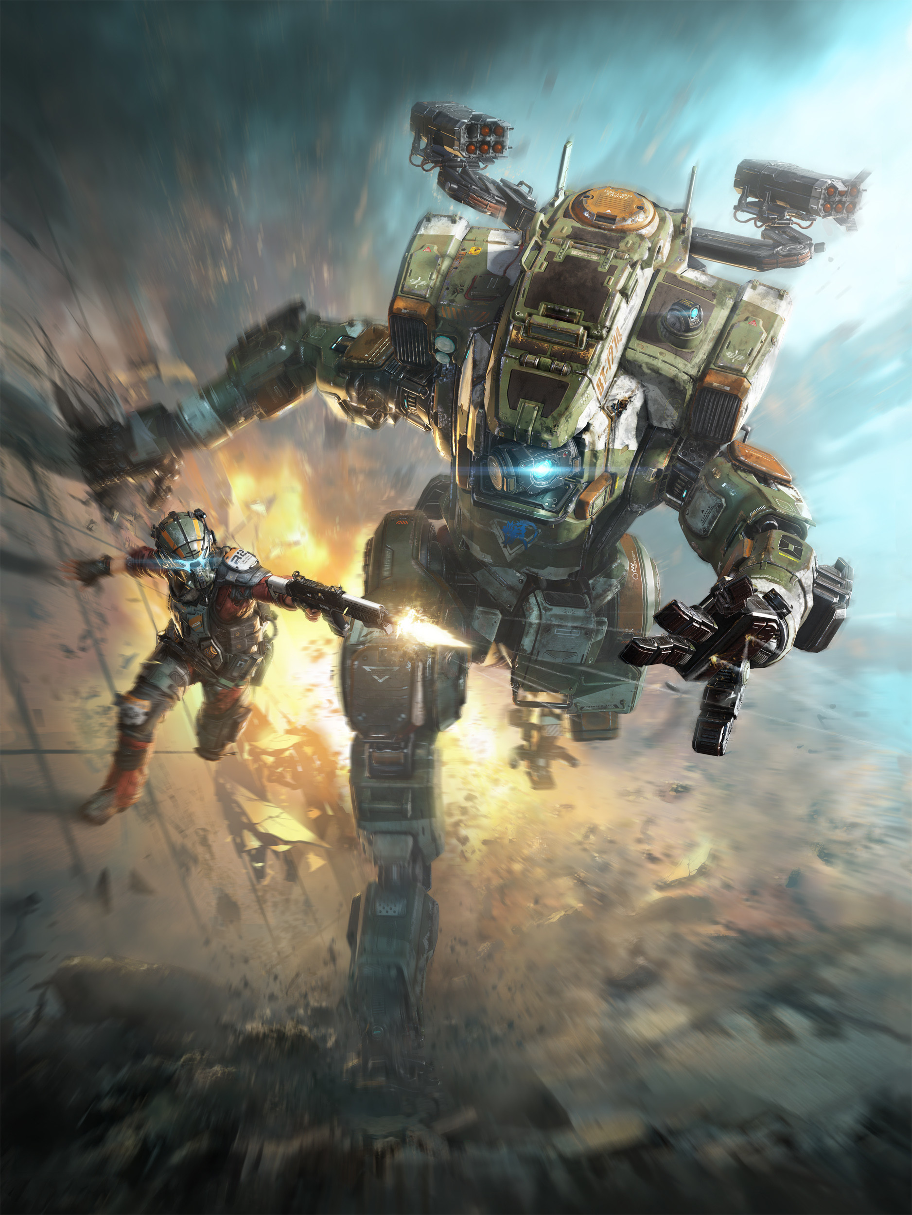 Tu bui titanfall box cover vertical