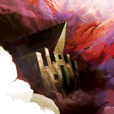Stephen o connor shipsnclouds castleship update