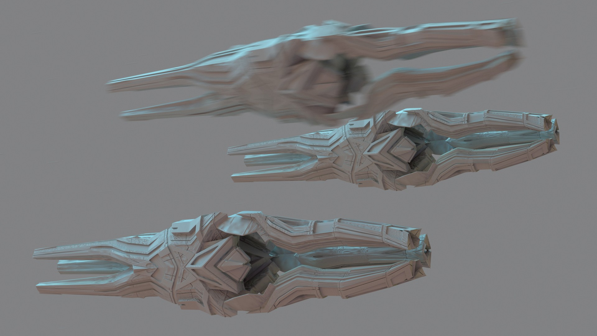 Kresimir jelusic robob3ar 246 150616 voidseeker mkii clay