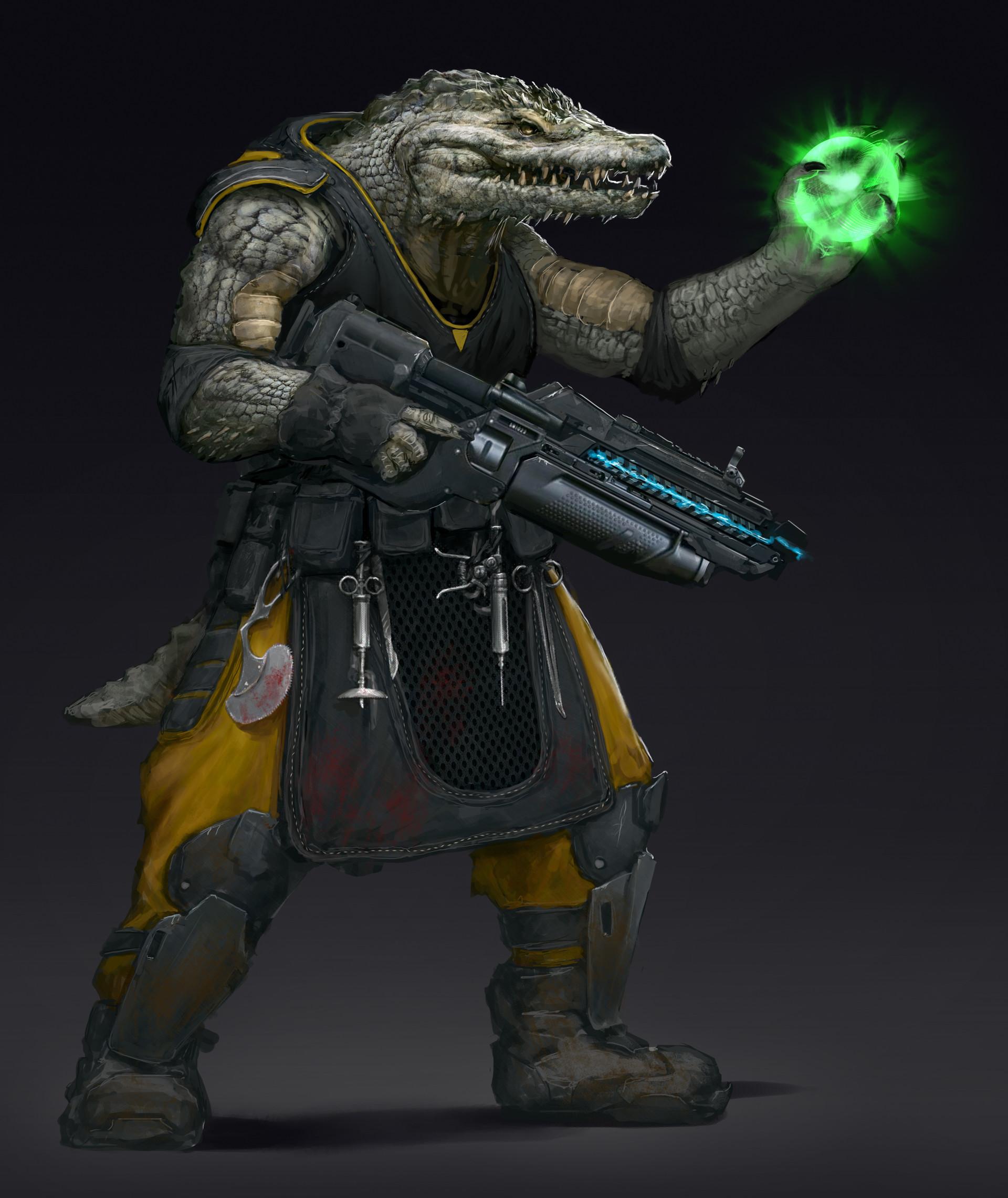 Lucas orstrom chief rebel concept 2