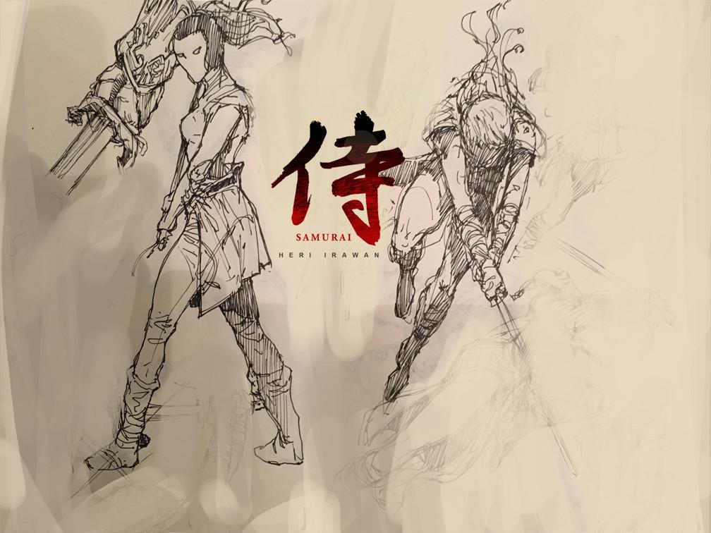Heri irawan irawan samurai 07
