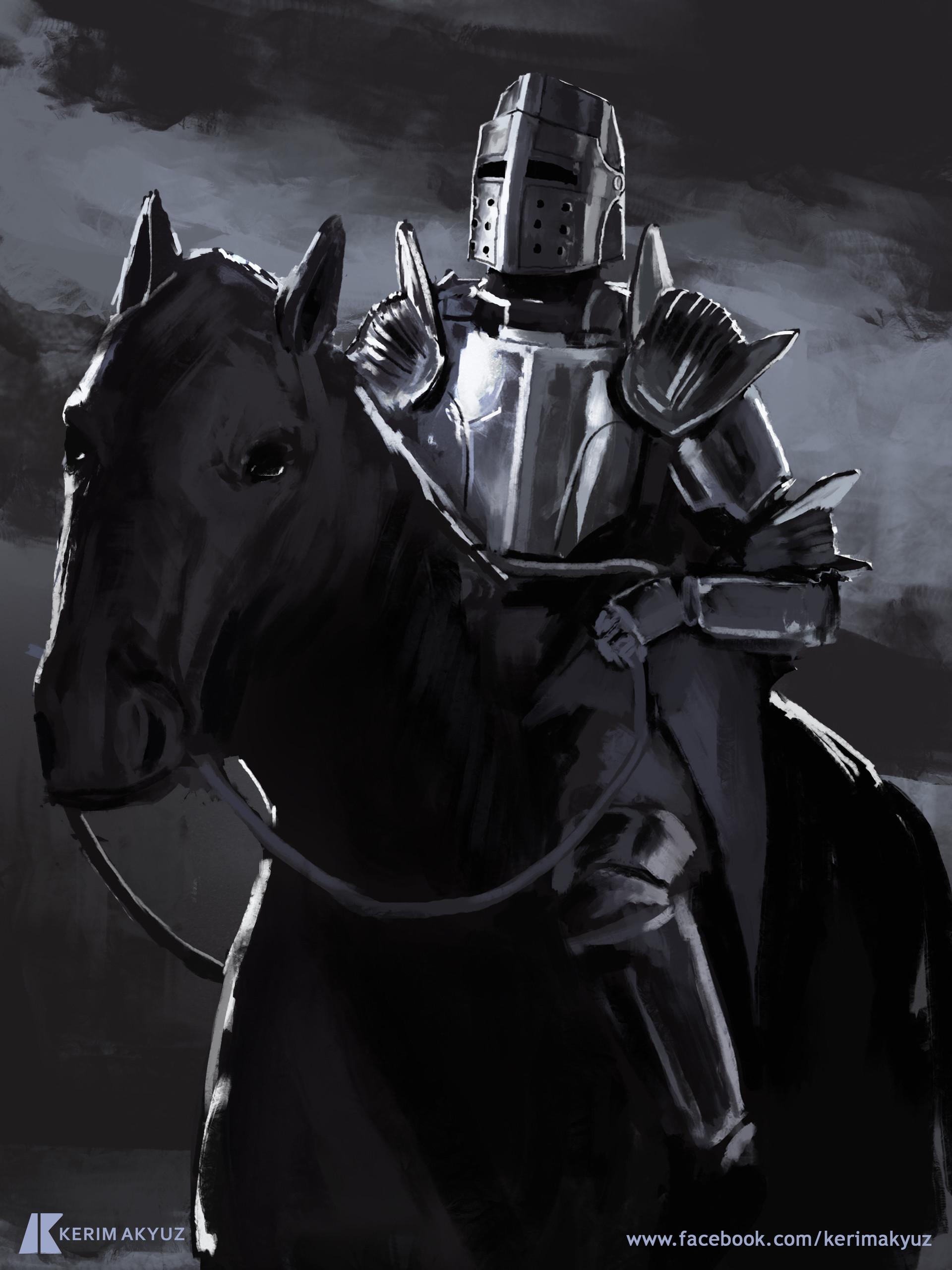 Kerim akyuz 283 horseback