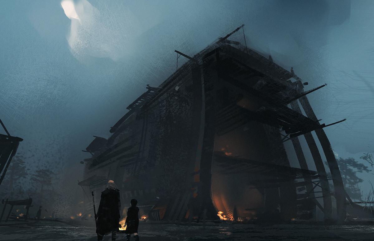 Lorenz hideyoshi ruwwe ark