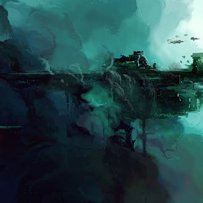 Stethebee shipsnclouds stormship