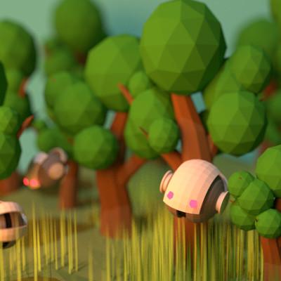 Johnathan reid shellbot forest
