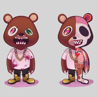 Amanda corona bear1