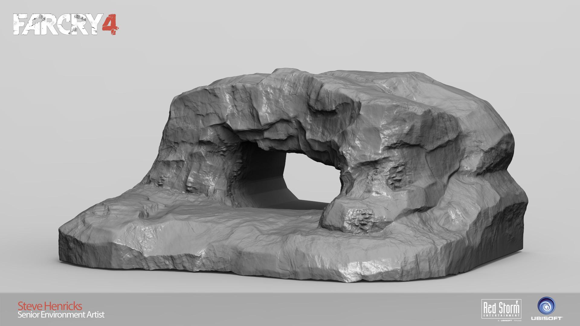 Steve henricks cavesculpt2
