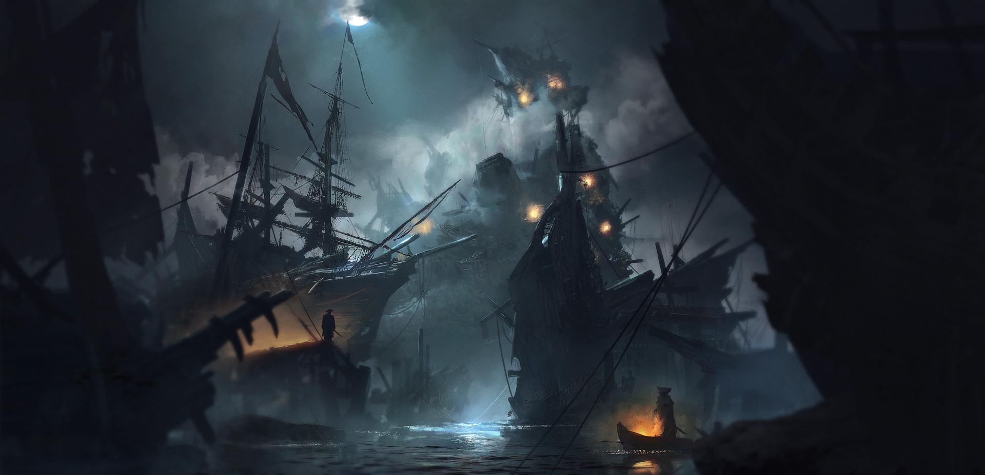 Lucas orstrom pirateshipwreckcove