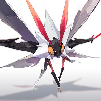 Tan zhi hui moth